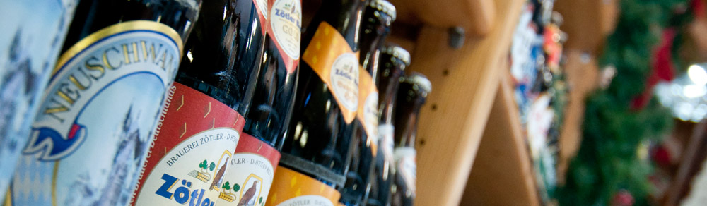 Getränkefachmarkt Peter Koch in Fulda mit über 300 Biersorten aus aller Welt!