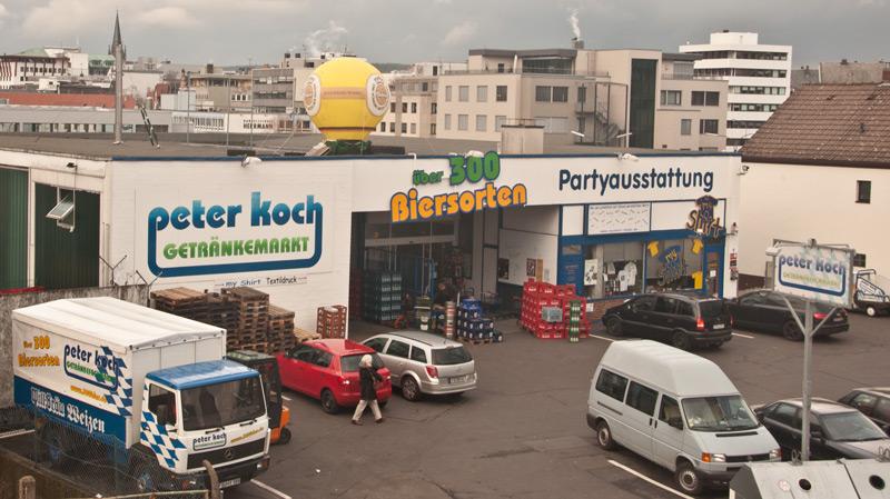 Kontakt zum getr nkefachmarkt peter koch fulda peter for Koch 300 biersorten fulda