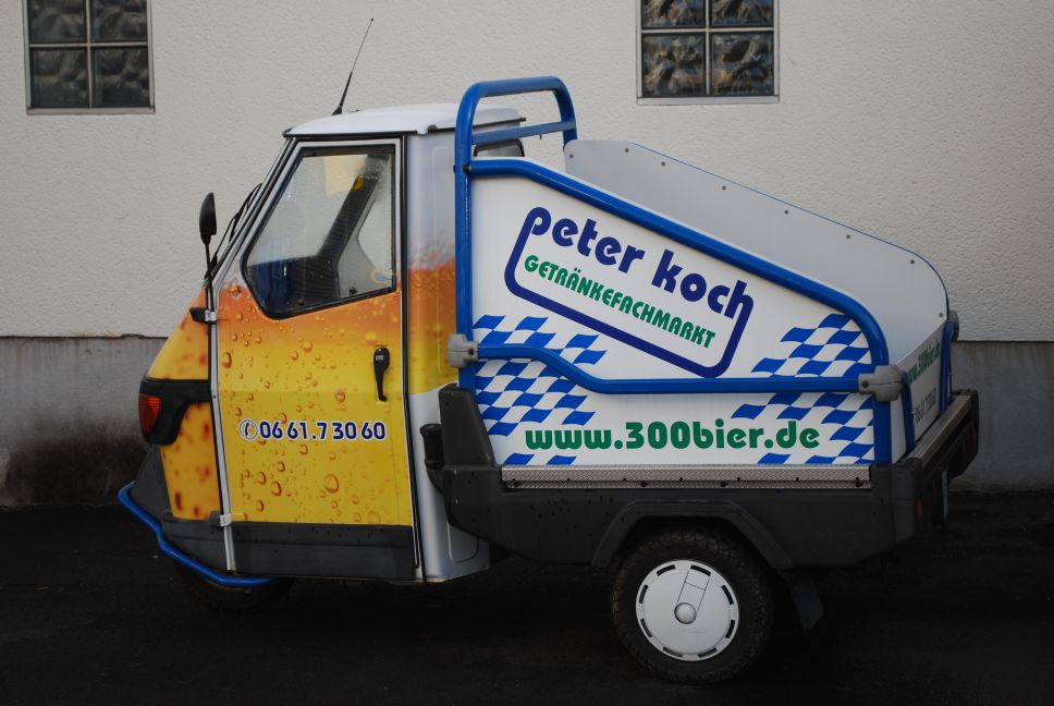 Getr nke lieferservice in und um fulda peter koch for Koch transporte