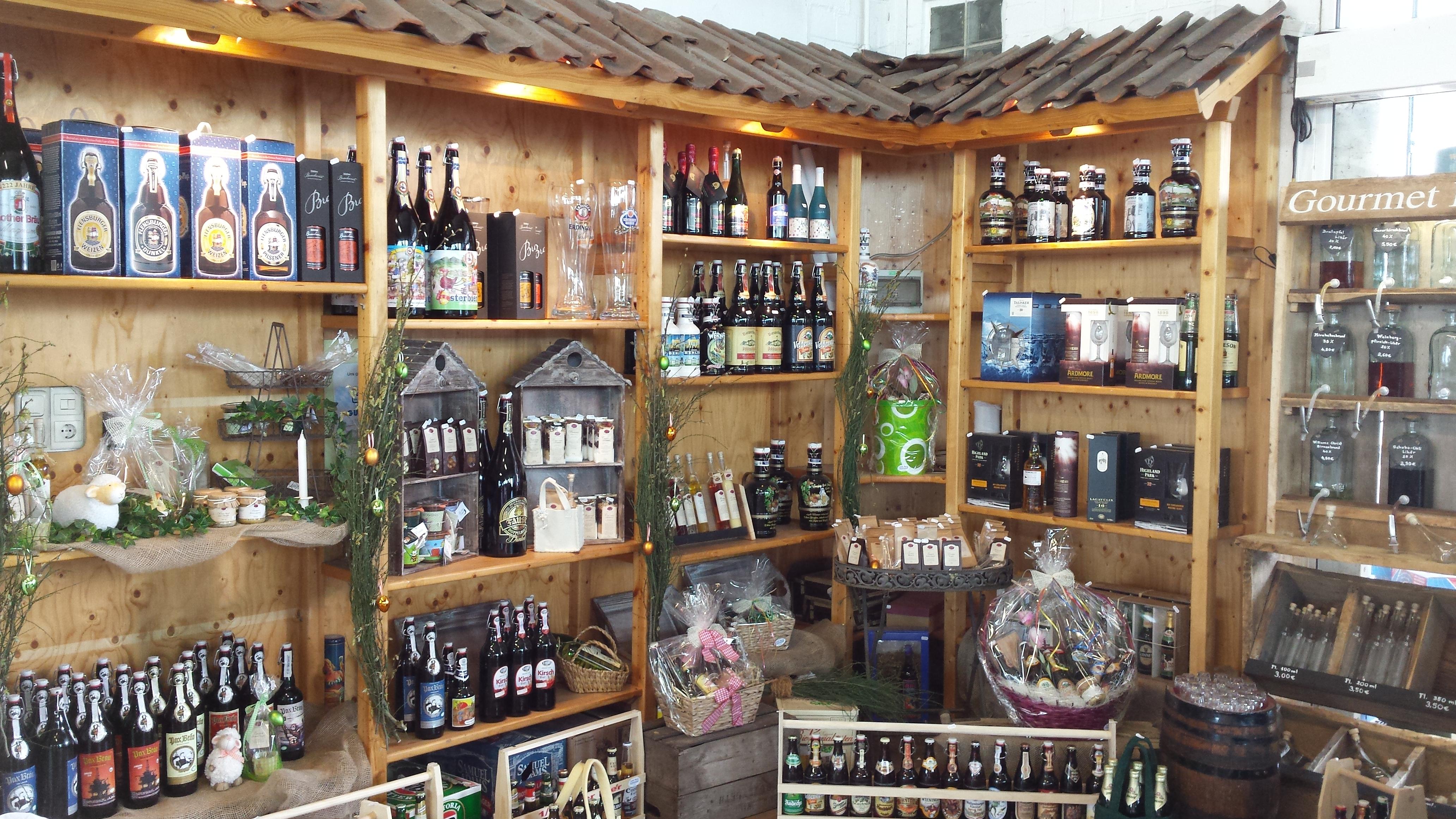 Geschenkestadl peter koch getr nkefachmarkt fulda for Koch 300 biersorten fulda